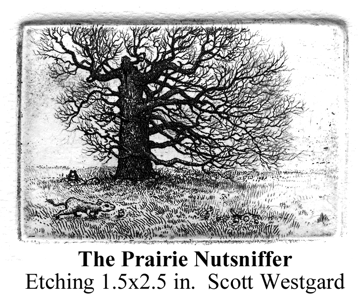 the prairie nutsniffer