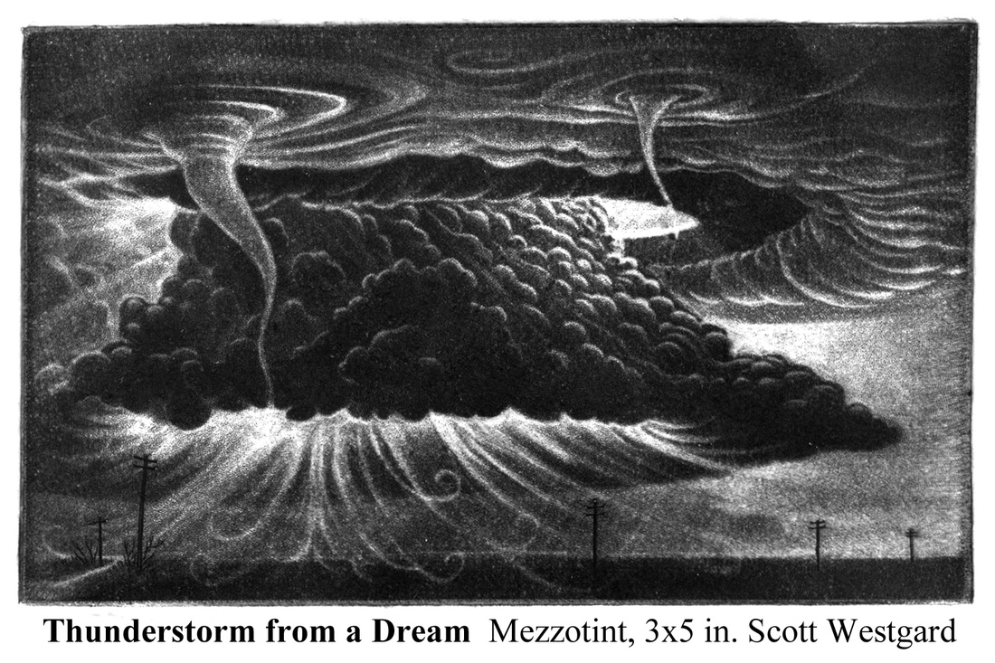 thunderstorm from a dream