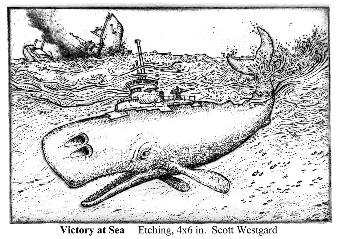 victory at sea whale